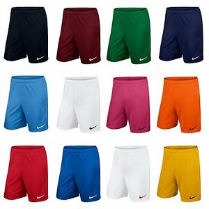 Nike Mens Shorts Park Football Training Pants Bottoms Gym Running Size S M L XL $19.09