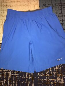 mens nike dri fit shorts xxl $15.00