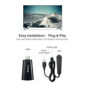 Mirascreen Miracast WiFi Display TV Dongle Receiver 2.4Ghz Wireless Airplay K8