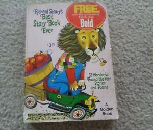 Best Story Book Ever by Richard Scarrys
