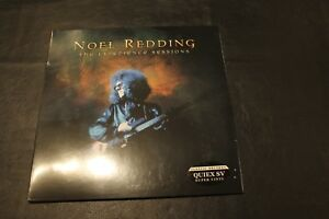 Noel Redding Experience Sessions Jimi Hendrix Audiophile Records LP  SEALED