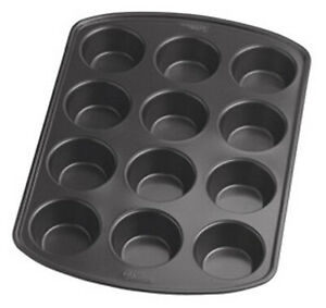 Muffin Pan Non-Stick 12-Cup