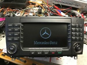 Mercedes Navigation System For Sale
