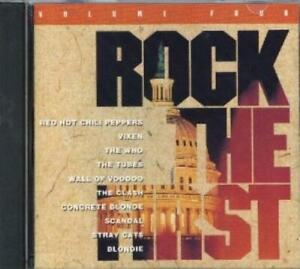 Various Artists : Rock the First, Vol. 4 CD