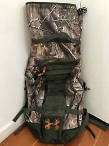 UA Under Armour Multi-day Hunt Backpack Mossy Oak Camouflage Large Realtree #2