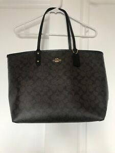 Brand New Designer Coach Tote Bag With Tag Of $350.