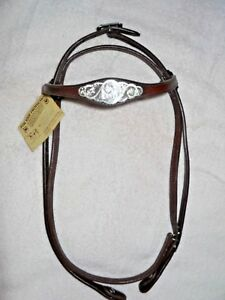 Victor Leather Goods Bridle NEW with Tag!  Rare!!!