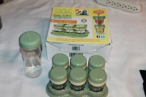 Magic Bullet Baby Bullet Storage System New!!!