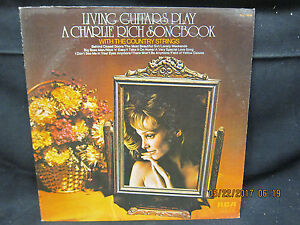Living Guitars Play A Charlie Rich Songbook With The Country Strings 1974