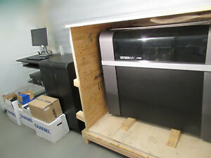 2017 Stratasys J750 3D Printer System Object Connex J735