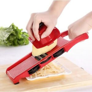 Food Slicer Fruit Vegetable Mandoline Cutter Kitchen Tool Potato Salad Grater