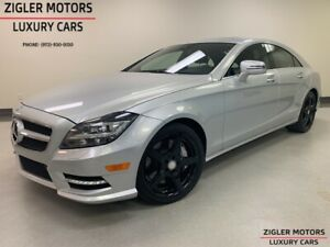 2014 Mercedes-Benz CLS-Class AMG Sport Driver Assist Lane keeping Blind Spot Pr 2014 Mercedes-Benz CLS550 58791 Miles