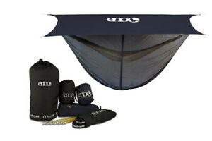 Eno One link double nest outdoor hammock set  2 persons  286 x 189 cm  Nylon