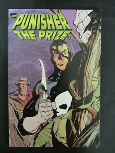 Punisher the Prize 1990 First Printing Marvel Comics TPB NM to Mint T198