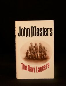 1972 John Masters The Ravi Lancers First Edition With Dustwrapper