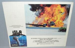 Old Cinema Lobby Card Universal Pictures 1980  La Island  . GBP 9.99