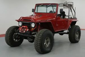 1967 TOYOTA FJ40 HIGH END BUILD CRAWLER OVER $220K CALL 1-877-422-2940! FINANCING! WORLD WIDE SHIPPING. CONSIGNMENT. TRADES. FORD