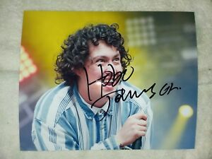 Hobo Johnson Hand Signed Autograph 8x10 Photo Peach Scone FATHER PROOF