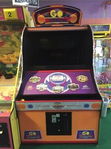 Arcade Go Ballistic Coin Operated Redemption Game
