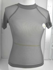 Womans OUT FROM UNDER FOR URBAN OUTFITTERS Sheer Top Size Small S P $19.99