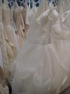 Wholesale Bridal Gown Lot 500 Gowns Unbranded. Start Your Own Shop!