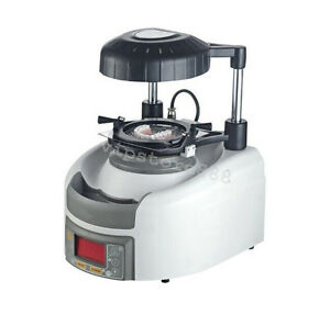 Dental Lab Vacuum Forming & Molding Former Thermoforming Machine 8 push-button