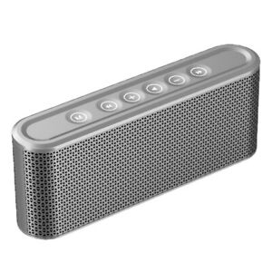 X6 Mini Portable Bluetooth Wireless Speaker Touch Control Bass Stereo