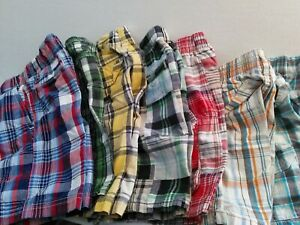 Lot Of 7 Pieces Toddler Boy 3T Shorts - See Description for Brands