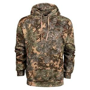 King's Camo Desert Shadow Classic Cotton Pullover Hoodie All Sizes