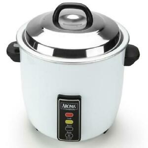 Aroma 60-Cup Commercial Rice Cooker non stick cooking pot automatic to warm