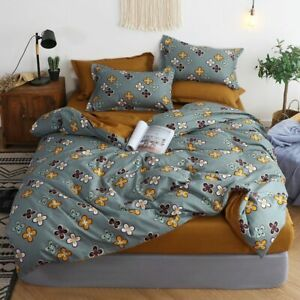 Girl's room decoration bedspread  5 Size Skin Breathable Soft Comfortable