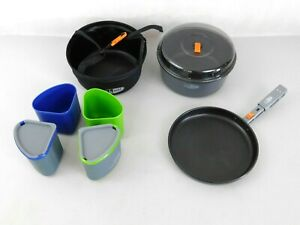 GSI Outdoors - Bugaboo Backpacker - 2 Person Camping Cook Set