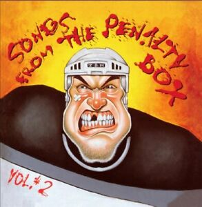Various Artists : Songs from the Penalty Box, Vol. 2 CD