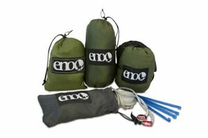eno SubLink hammock shelter system  1 person  263 x 120 cm  Nylon