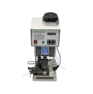 220V Automatic Wire Crimping Machine 1.5T Low Noise Terminal Crimping Machine y