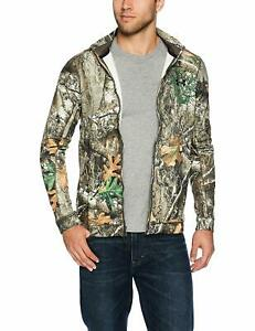 Under Armour Men's Threadborne Fleece Camo Jacket - Choose SZColor