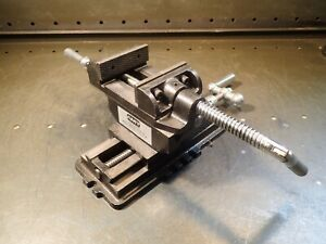 AMT X-Y Cross Slide Drill Press Vise: 3-14
