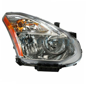CAPA For 13 Rogue Front Headlight Headlamp Halogen Head Lamp w Bulb Right Side $138.95