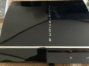 Sony PlayStation 3 MotorStorm Limited Edition 80GB Piano Black Console