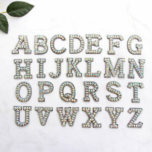 Accessories Rhinestone Patch Garment Applique Iron-on Patches Clothing Stickers