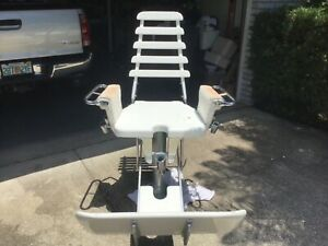 Release marine ladderback fighting chair good condition and complete