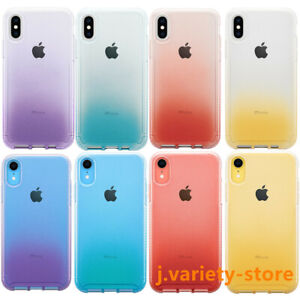 New Gradient Effect Tech21 Pure Ombré Case Cover For Apple iPhone X XR XS XS MAX