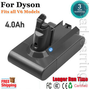 for Dyson Replacement Battery V6 Animal DC58 DC59 DC61 DC62Absolute. 3500mAh