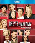 Grey#x27;s Anatomy: Complete Fourth Season BLU RAY Peter Horton DIR