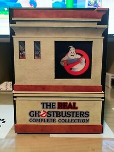 The Real Ghostbusters: The Complete Series Time Life release RARE