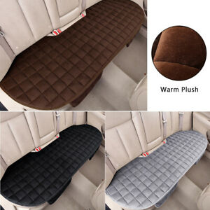 Universal Rear Back Car Auto Seat Cover Protector Mat Chair Cushion Pad 4 Season