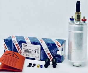 Genuine Bosch 044 300LPH Racing External Inline Fuel Pump E85 Safe 0580254044