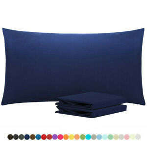 1800 Series Pillow Case Set King Size Ultra Soft Pillowcase Set of 2 Pillowcases $10.99