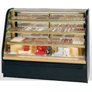 Federal FCC-6 Chocolate and Confectionary Case (Non-Refrigerated) 72