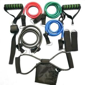 Rope Muscle Training Resistance Bands Portable